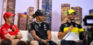 Vettel, Hamilton y Ricciardo en Australia - SoyMotor.com