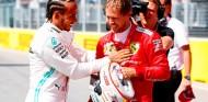 """Hamilton: """"Estoy contento de haber podido dividir a los Ferrari"""" - SoyMotor.com"""