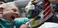 Hamilton consigue tres victorias consecutivas por primera vez en su carrera - LaF1