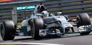 Mercedes quiere demostrar que la prohibición del FRIC no les perjudica - LaF1.es