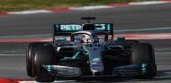 """Hamilton: """"La diferencia entre Mercedes y Ferrari es de medio segundo"""" - SoyMotor.com"""