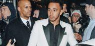 Lewis Hamilton es uno de los pilotos que más promociona la Fórmula 1 - LaF1