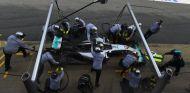 Lewis Hamilton está muy contento con el nuevo W07 - LaF1