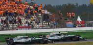 Hamilton y Bottas en Hockenheim - SoyMotor.com