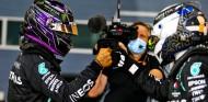"Bottas se rinde ante Hamilton: ""Al menos estoy en primera fila"" - SoyMotor.com"