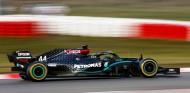 Mercedes en el GP de Eifel F1 2020: Sábado - SoyMotor.com