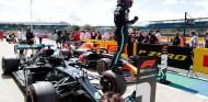 "Pole de Hamilton en Silverstone: ""Vuelta limpia, no perfecta"" - SoyMotor.com"