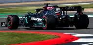 Mercedes en el GP de Gran Bretaña F1 2020: Viernes - SoyMotor.com