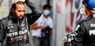 """Hamilton, 2º: """"Los neumáticos eran globos, pero no perdimos por eso"""" - SoyMotor.com"""