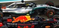 Lewis Hamilton y Max Verstappen – SoyMotor.com