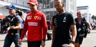 """Hamilton: """"Vettel y yo nos tenemos un gran respeto mutuo"""" – SoyMotor.com"""