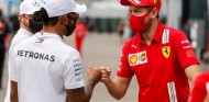 """Hamilton: """"Lo siento por Checo, pero el fichaje de Vettel es muy bueno para el equipo"""" - SoyMotor.com"""