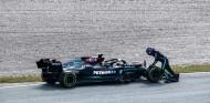 OFICIAL: motor de combustión nuevo para Hamilton; diez posiciones de sanción - SoyMotor.com