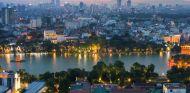 Vista aérea de Hanói - SoyMotor.com