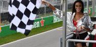 Winnie Harlow ondea la bandera en Montreal - SoyMotor.com