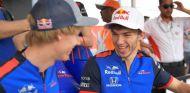 Brendon Hartley y Pierre Gasly en Baréin - SoyMotor.com
