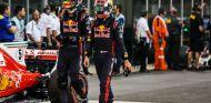 Brendon Hartley y Pierre Gasly durante el GP de Abu Dabi 2017 - SoyMotor.com