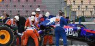 Brendon Hartley acaba la sesión contra el muro - SoyMotor