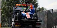 Haryanto sufre un accidente en la Q1 - LaF1