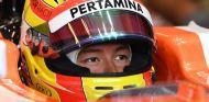 Haryanto podría estar disputando su última carrera con el equipo - LaF1