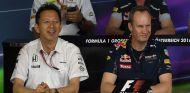 Yusuke Hasegawa y Paul Monaghan en el Red Bull Ring - SoyMotor.com