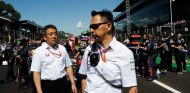 Masashi Yamamoto y Yusuke Hasegawa en Monza - SoyMotor.com