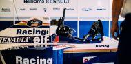 Damon Hill con el FW18 - SoyMotor
