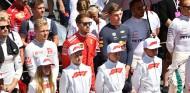 La F1 permitirá gestos de apoyo a 'Black Lives Matter' en las carreras - SoyMotor.com