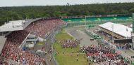 Hockenheim durante el GP de Alemania 2016 - SoyMotor.com