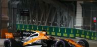 Alonso en Singapur - SoyMotor.com