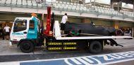 McLaren vuelve a sufrir problemas eléctricos en Yas Marina - LAF1.es