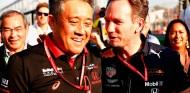 """Marko, optimista sobre el título: """"Honda nos prometió más potencia pronto"""" - SoyMotor.com"""