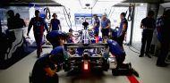 Garaje del equipo Toro Rosso - SoyMotor.com