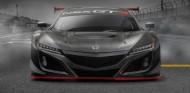 Honda NSX GT3 EVO: nuevo kit aerodinámico y mejoras en motor - SoyMotor.com