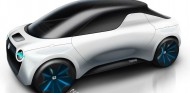El Concept car plantea la idea de transformar la carrocería coupé de la imagen en pick-up - SoyMotor.com