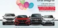 Honda: promoción para comprar un coche y no pagar hasta octubre - SoyMotor.com