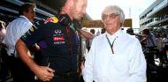 Christian Horner y Bernie Ecclestone - LaF1