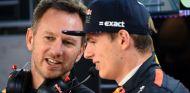 """Horner sobre Verstappen: """"Tiene un sexto sentido en mojado"""" - SoyMotor"""
