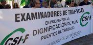 Tráfico anuncia nuevas medidas ante la huelga de examinadores, ¡por sorpresa!  - SoyMotor.com