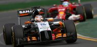 Force India en el GP de Australia F1 2014: Domingo