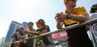 "Hülkenberg: ""No me importa si Kubica o Alonso vienen a Renault"" - SoyMotor.com"