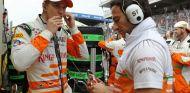 Nico Hülkenberg vuelve a Force India en 2014 - LaF1