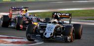 Nico Hülkenberg y Daniel Ricciardo - LaF1