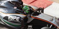 Hülkenberg en su última carrera con Force India - SoyMotor