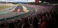 Graderío en el circuito de Hockenheim - LaF1