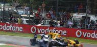 """Hülkenberg, sobre Kubica: """"Si pasa el test, puede hacer un GP"""" - SoyMotor.com"""