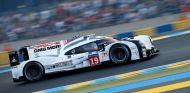Nico Hülkenberg a borde del Porsche número 19 que triunfó en Le Mans - LaF1