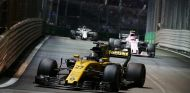 Hülkenberg por delante de Ocon y Massa en Singapur - SoyMotor