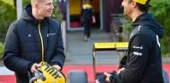 "Hülkenberg: ""Ricciardo me dará problemas muy pronto"" - SoyMotor.com"