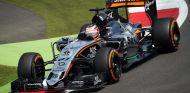 La versión 'B' del VJM08 debutó en el GP de Gran Bretaña en Silverstone - LaF1